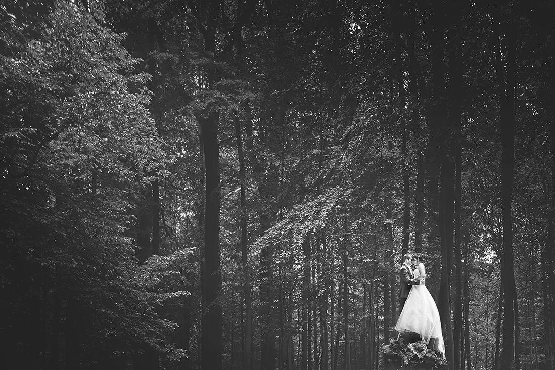 mariés bois