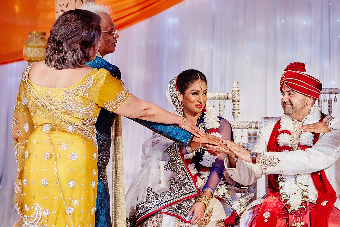 hindou wedding